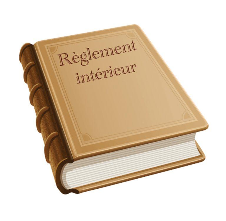 Read more about the article Règlement intérieur