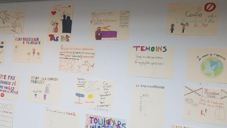 Read more about the article Prévention harcèlement scolaire