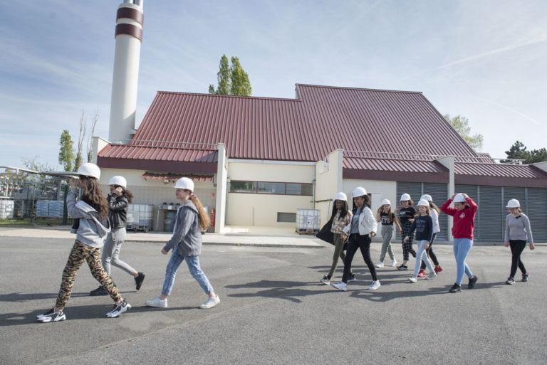 Read more about the article Visite de la Centrale de Géothermie