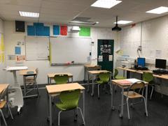 salle de classe ULIS