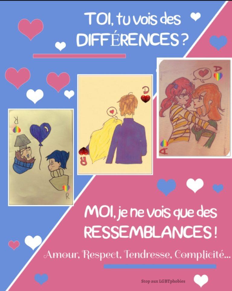 Read more about the article 17 mai: Journée internationale contre les LGBTphobies